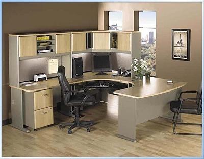 Escritorio sob medida for Modelos de escritorios para oficina
