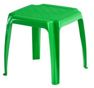 Mesa infantil cubo for Mesas infantiles de plastico